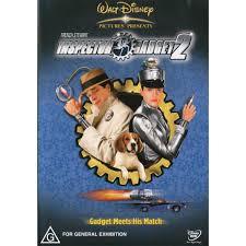 inspector gadget inspector gadget 2 dvd big w