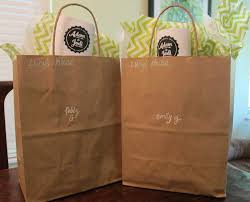wedding gift bag ideas hospitality bags for wedding guests tasty touring