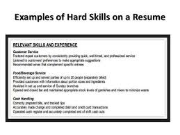 Resume Critique Skill For A Resume How To Write A Resume Skills Section Resume