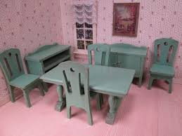 Dollhouse Dining Room Furniture 124 Best Strombecker Kage Dollhouse Images On Pinterest