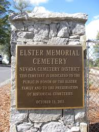 elster memorial cemetery u2013 nevada cemetery district