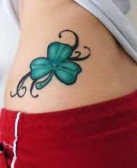 clover tattoo picures images page 24