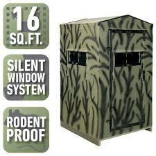 barronett blinds pentagon hunting blind first 5 sided hub blind