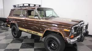 jeep cherokee chief 2236 dfw 1979 jeep cherokee chief youtube
