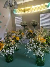jar centerpieces for baby shower and gray jar centerpieces baby shower decoration ideas with