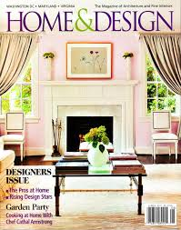 Home Design Magazine Washington Dc Press Margery Wedderburn