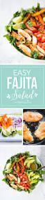 easy fajita salad recipe i heart nap time