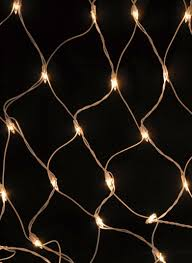 net lights 150 bulb string lights 2x8ft white cord weatherproof
