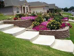 landscaping on a slope u2013 how to make a beautiful hillside garden