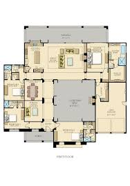 New Home Plans Best 25 Courtyard House Plans Ideas On Pinterest House Plans
