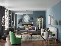 Wohnzimmer Ideen Braunes Sofa Wohndesign 2017 Interessant Coole Dekoration Blaues Sofa Sofa