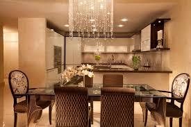 Modern Dining Room Sets Miami Modern Interior Design At The Jade Beach Contemporary Dining