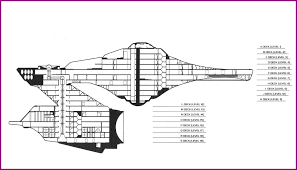 Uss Enterprise Floor Plan by Federation The Jefferies Tube Page 3