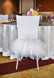 tutu chair covers glamorous pink tiaras tutus baby shower ballerina tutu and