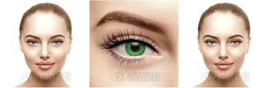 halloween contacts non prescription discover the most natural looking coloured contacts for dark eyes
