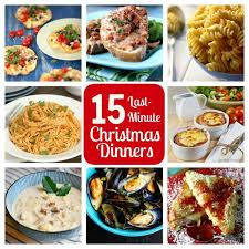 Dinner Easy Ideas Easy Christmas Dinner Ideas U2013 Happy Holidays
