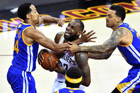 How Much Does Matt Barnes Make N B A Finals How The Cavs Toppled The Warriors In Record Setting