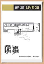toronto floor plans yc condos maziar moini broker home leader realty inc