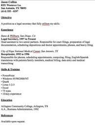 Sample Legal Assistant Resume by Personal Trainer Resume Objective Personal Trainer Resume Personal