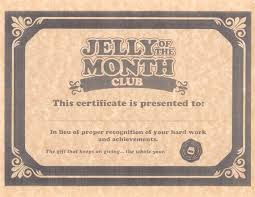 gift of the month clubs national loon s christmas vacation jelly of the
