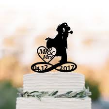 infinity cake topper shop silhouette cake toppers on wanelo