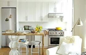 petites cuisines ouvertes cuisine ouverte petit espace cuisine studio amenagement