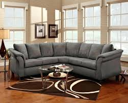 Light Grey Sectional Couch Light Grey Sectional Sofa Canada Under 500 With Recliner 6362