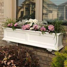 railing planter ebay