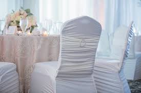 rosette chair covers linens and rentals for weddings events l nique