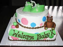 baby shower cakes a turtle u0027s life for me