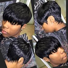 27 pcs hairstyles weaving hair quicke weave 27 pcs edgy fringe cut ig rebelsrockcrowns short