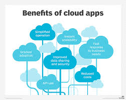 what is cloud application definition from whatis com