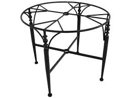 wrought iron dining room sets wrought iron dining table base