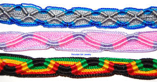 weave friendship bracelet images Friendship bracelets handmade in peru gems of peru wholesale jpg