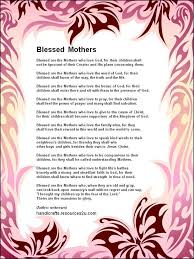 the 25 best christian mothers day poems ideas on