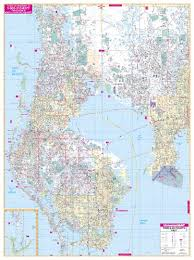 Kissimmee Florida Zip Code Map Map Service Of Jacksonville City And State St Petersburg