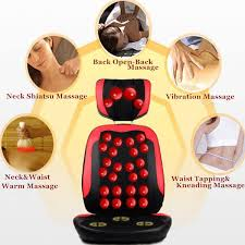 Back Massager For Chair Reviews Best Massage Cushions Reviews And Comparisons For 2017