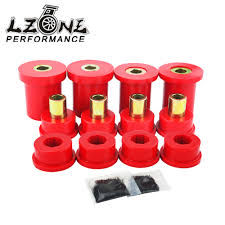 lexus sc300 egr delete aliexpress com buy lzone racing front control arm bushings for