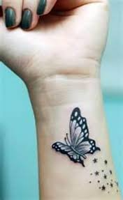3d butterfly tttoos for design pictures