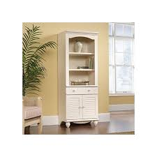 Harbor View Craft Armoire Sauder Storage Cabinet White
