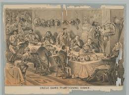even the most progressive illustrations of early thanksgivings