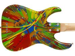 skeletal illuminated guitars light up guitar