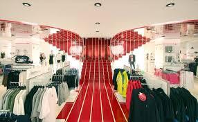 store decoration simple centauro concept store design by aum architects architecture
