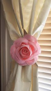 Curtain Tie Backs Anthropologie by Best 25 Homemade Curtain Holdbacks Ideas On Pinterest Homemade