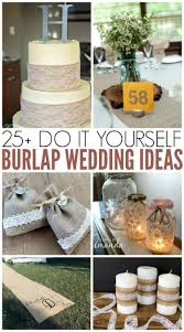 burlap wedding ideas perfect for rustic weddings the country