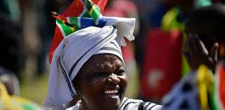 south africans take stock as the country celebrates freedom day