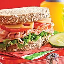 cuisine santé sandwichs santé au jambon maison recettes cuisine et nutrition