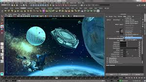 maya 2015 extension 1 new feature video color management