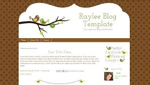 blogger templates design premade blogger template chic pink