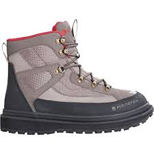 womens boots rivers amazon com redington skagit river wading boot sticky rubber